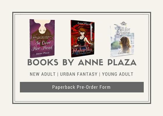 paperback copy order form