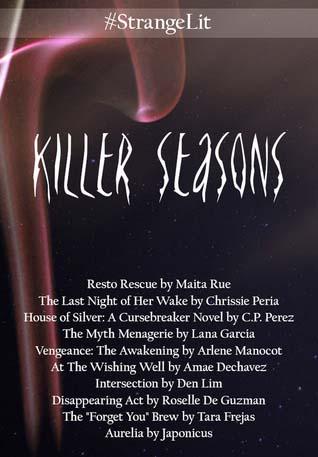 Killer Seasons Book Cover